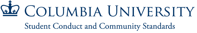 Student Conduct and Community Standards logo